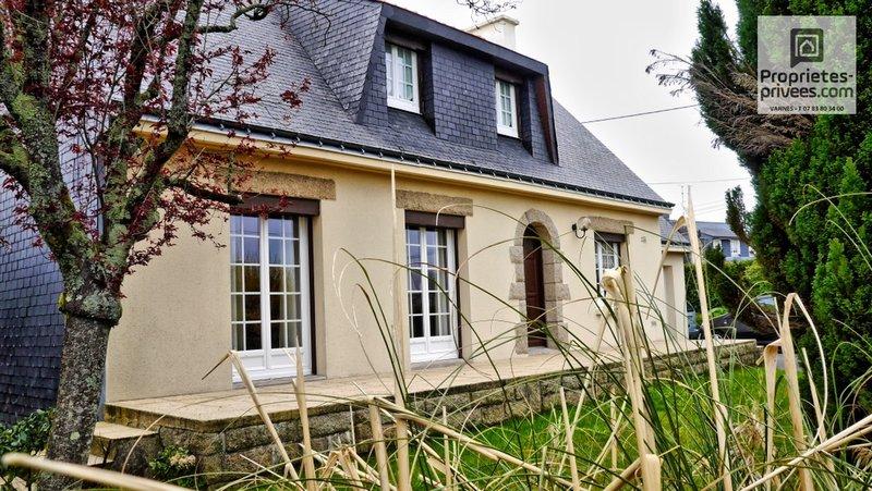 Maison de 5 pièces 4 chambres en sortie de Vannes