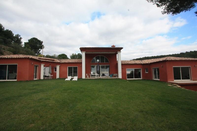 Maison 290 m² vue dominante sur la mer