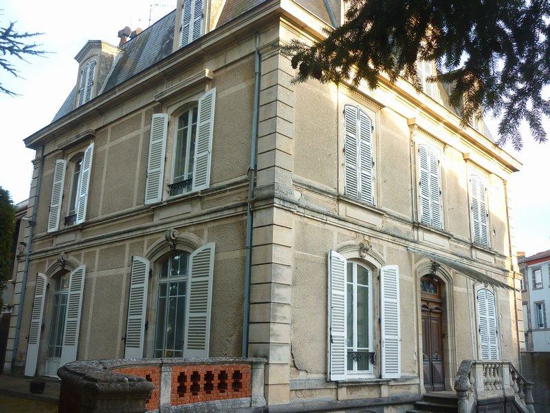 Belle maison bourgeoise ou Investisseur
