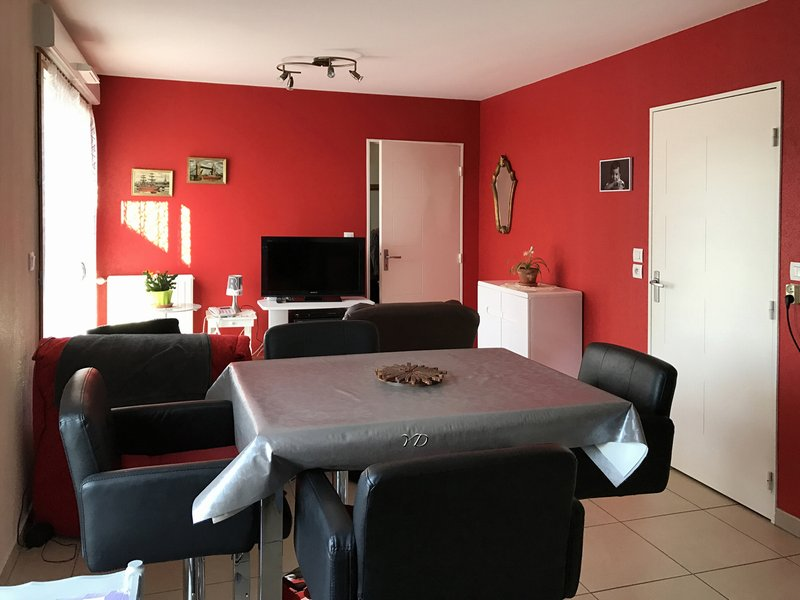 Vente T2 45 m2 proche TGV à SAINT-MALO (35400)