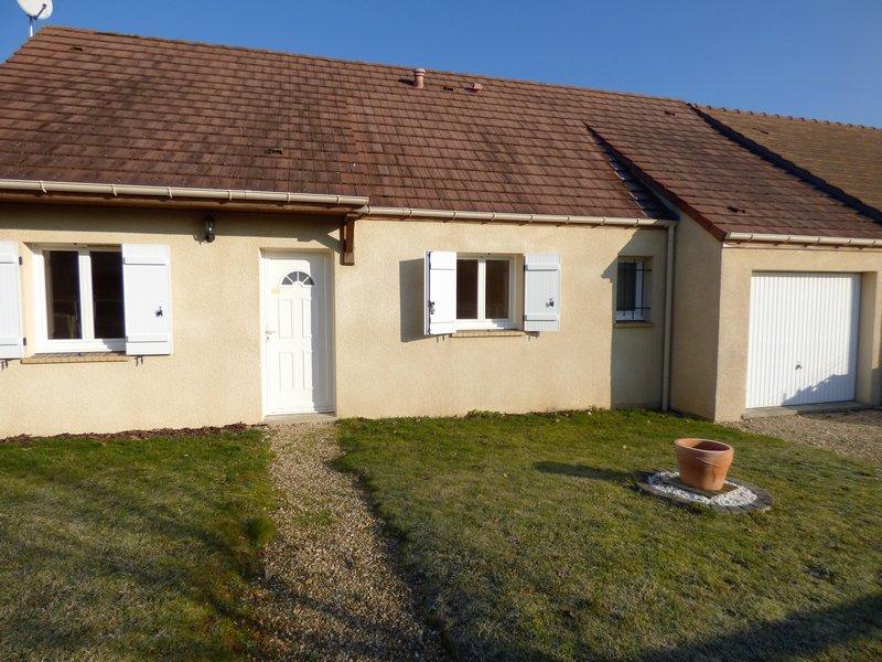 Vente maison individuelle 78 m saint lubin des joncherets for Vente maison individuelle verquin
