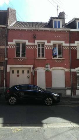 MAISON DE VILLE LENS 153 M2 ENV 3 CHAMBRES GARAGE