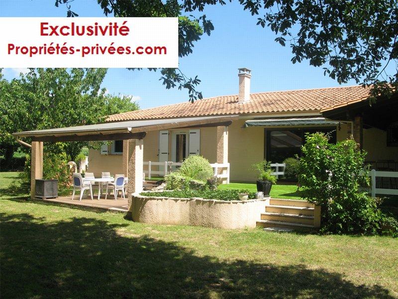 Maison 190m² 5 chambes St Seurin Bourg (33710)