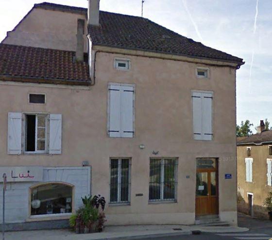 CASTELFRANC (46140)-Immeuble à rénover