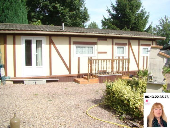 St Aubin/Gaillon -habitation  25 m2 + TER. 67.990