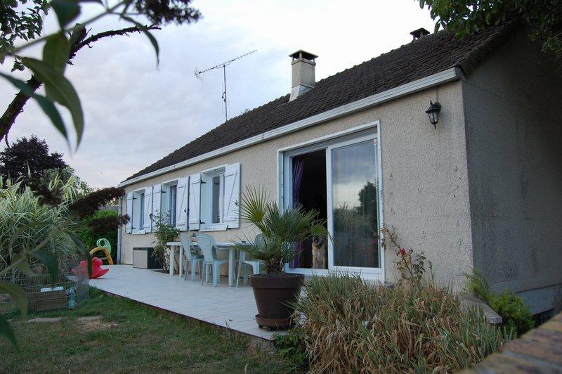 Vente maison individuelle 98 m tilly 78790 for Alarme pour maison individuelle