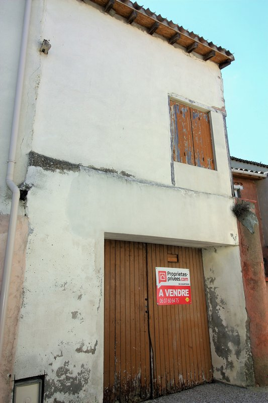 VENTE GRANGE AVEC TERRAIN - CARCASSONNE (11400)