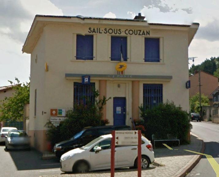 SAIL sOUS COUZAN (42890)-Immeuble à rénover