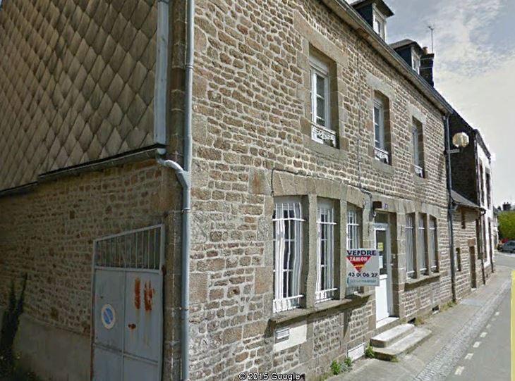 SAINT DENIS DE GASTINES (53500)-Maison à rénover