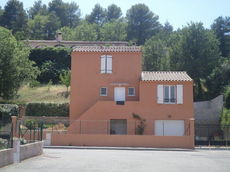 villa T4 avec jardin