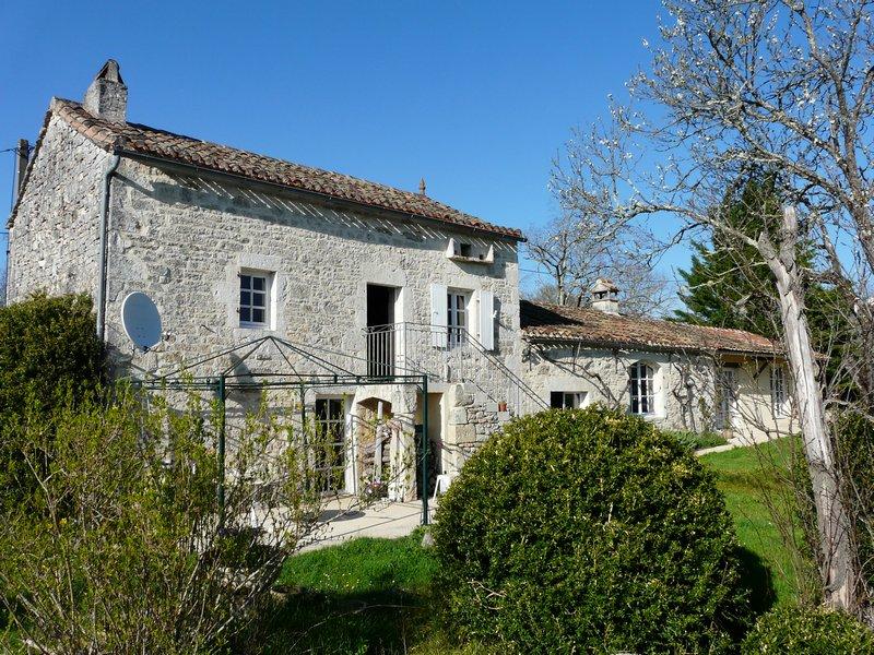 Maison en pierre d'environ 140m² parc naturel