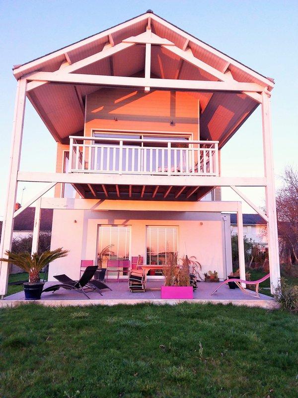 vente maison d 39 architecte 130 m la baule escoublac 44500. Black Bedroom Furniture Sets. Home Design Ideas