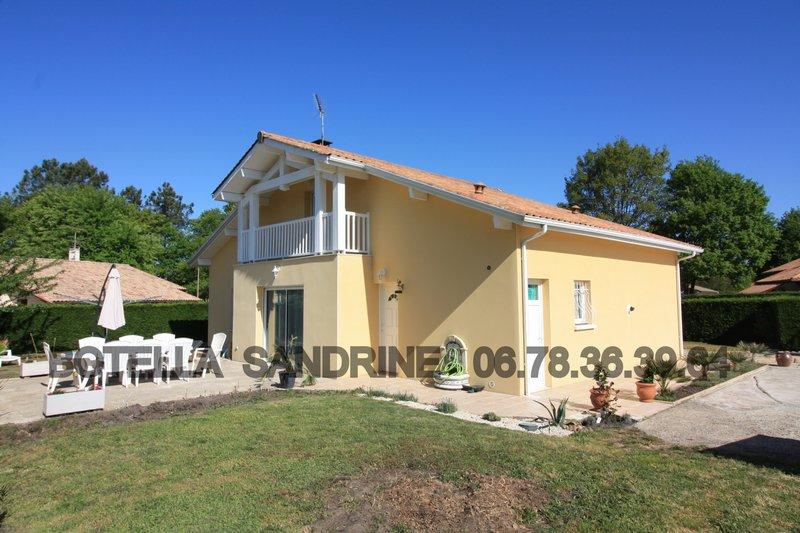 Vente maison r cente 123 m morcenx 40110 for Vente maison recente