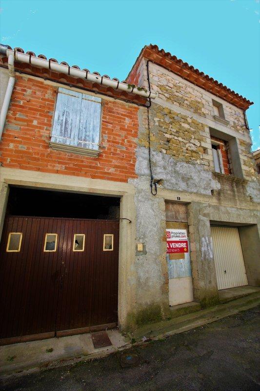 MAISON DE VILLAGE 120 M² CASTELNAUDARY (11400)