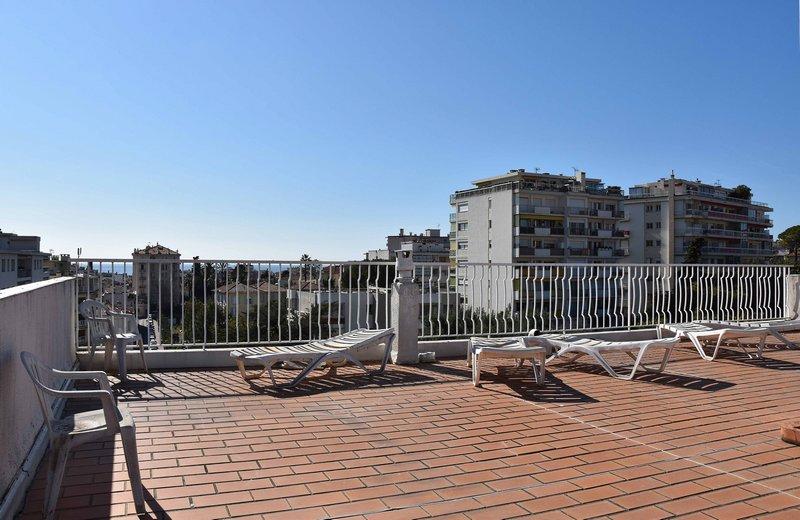 T3 avec toit terrasse et vue mer