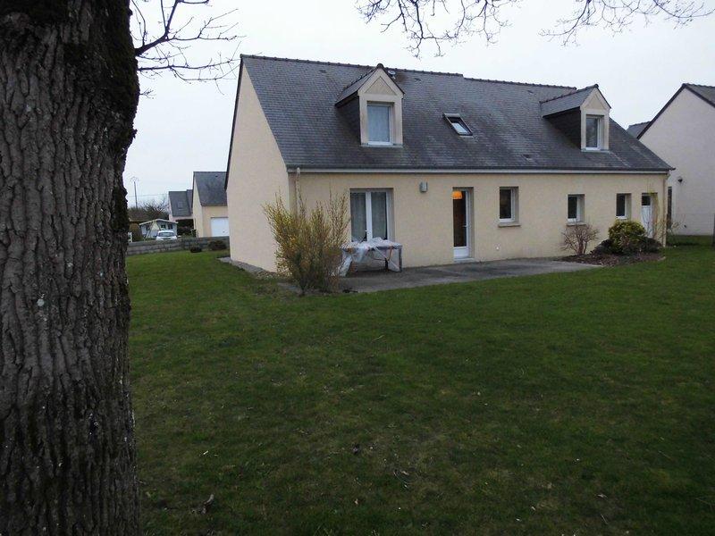 Vente maison r cente 144 m saint aubin des chateaux 44110 for Vente maison recente
