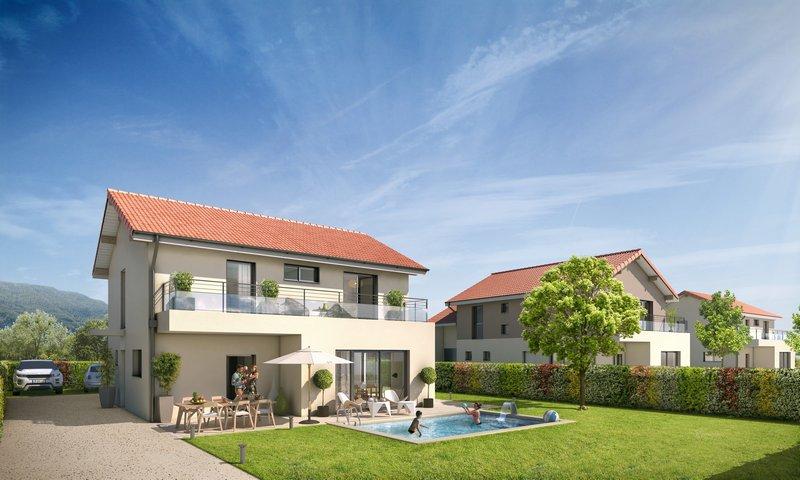 Villa Jumelée T6 SERGY
