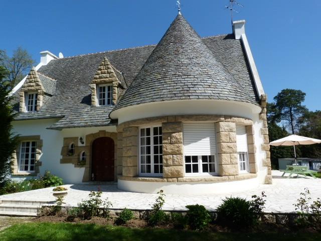 56320 Le Faouët votre future maison d'environ 245 m2 sur un terrain de 5300 m2 Prix étudié 291 172€ HAI