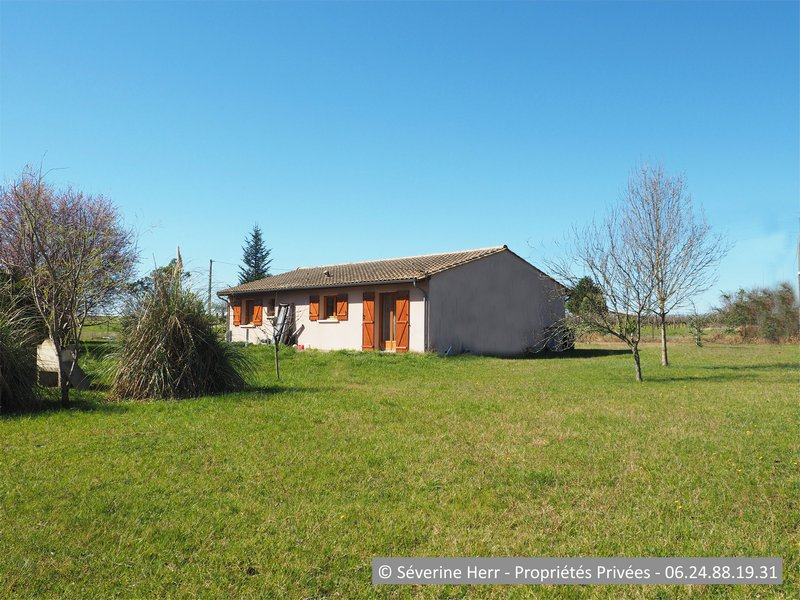 Vente maison 95 m saint andre de cubzac 33240 for Agence st andre de cubzac