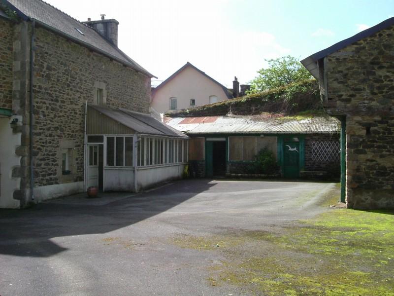 Grande maison, remises, hall, Pontrieux