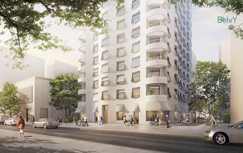Duplex 5 pièces 137 m² LYON 69002