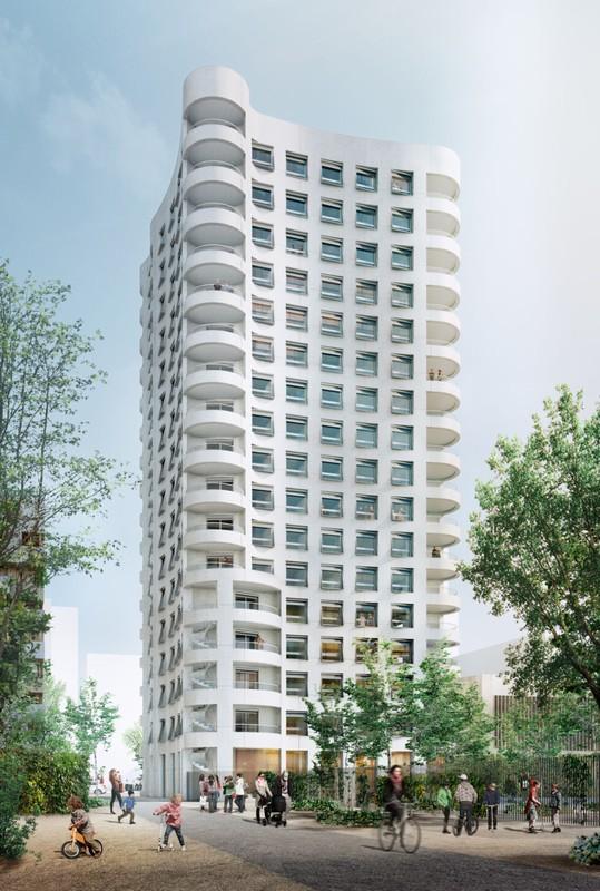 Duplex 5 pièces 141 m² LYON 69002