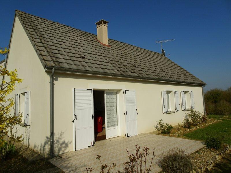 Vente pavillon 122 m saint maur 36250 for Vive le jardin 36250 saint maur