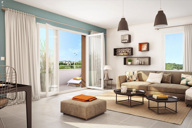 vente t3 61 m annecy 74000. Black Bedroom Furniture Sets. Home Design Ideas