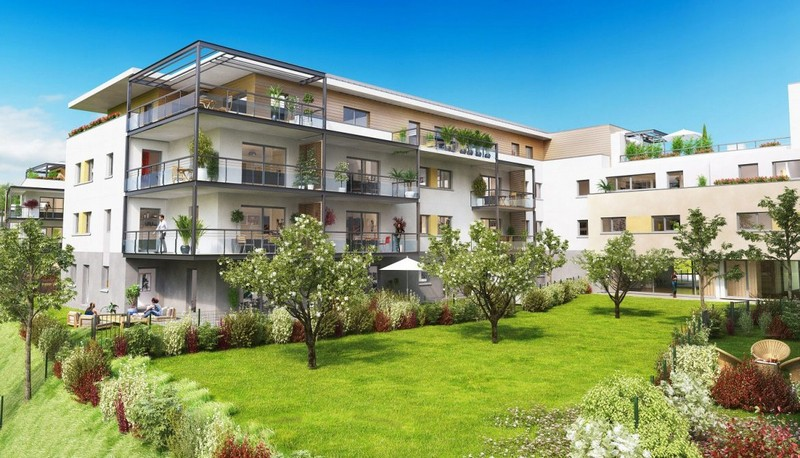 3 pièces 61 m² 74940 ANNECY LE VIEUX