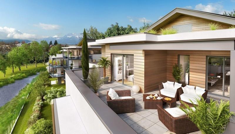 4 pièces 80 m² 74940 ANNECY LE VIEUX