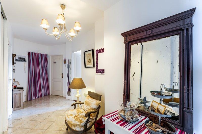 vente appartement T4 front mer - 22730 Trégastel