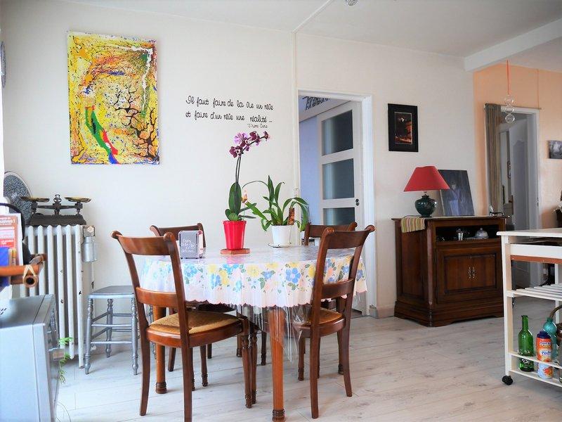 appartement T4 ville Dreux