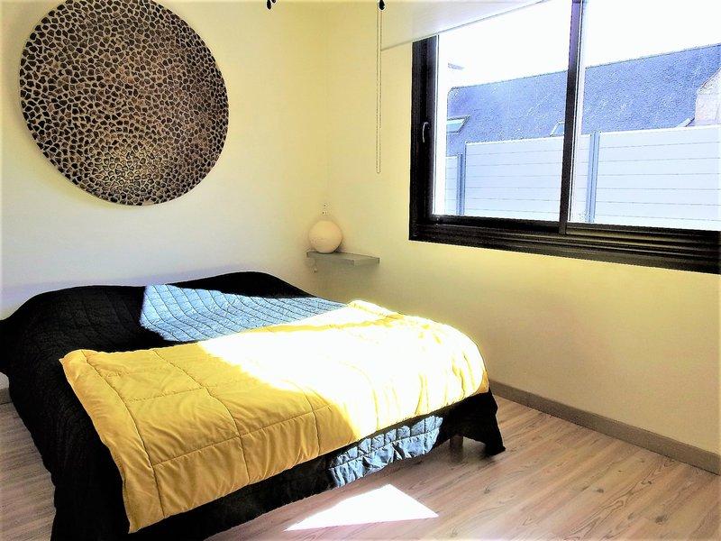 56520 Guidel 2 kms de la Plage superbe Maison de PLAIN PIED d environ 88 m² 3 Chambres, grand garage sur 463 m² de terrain Prix étudié 299 491 HAI