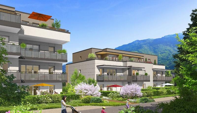 4 pièces 81 m² 74600 VIEUGY