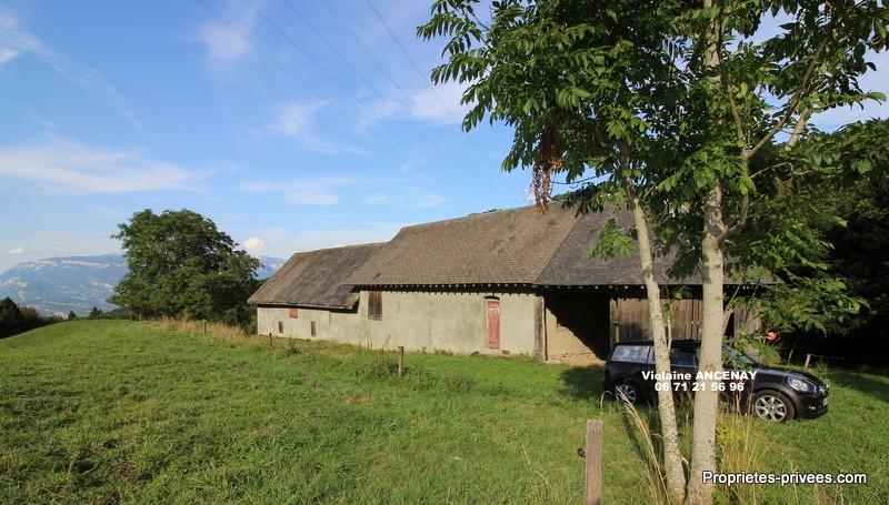 Ancien corps de ferme à rénover, Saint Cassin