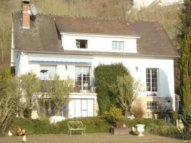LES ANDELYS PR. MAISON 140 M2 VUE SEINE P.313.500€
