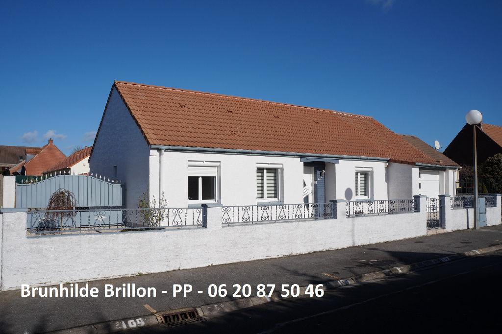 Maison semi plain pied soignée Liévin 5 pièce(s) 125 m2