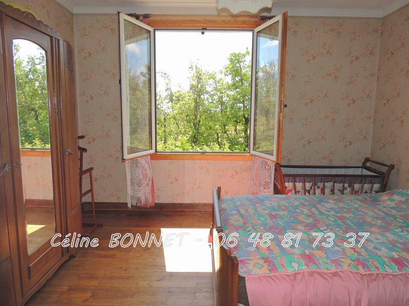Maison 90m², 4 chambres, garage double