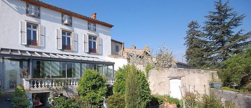 Maison de Maître rénovée avec jardin Carcassonne