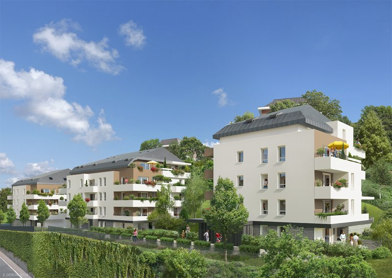 Appartement ANNECY 3 pièces 74 m²
