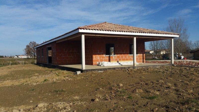 Maison 169 M² avec terrain 5700 m²