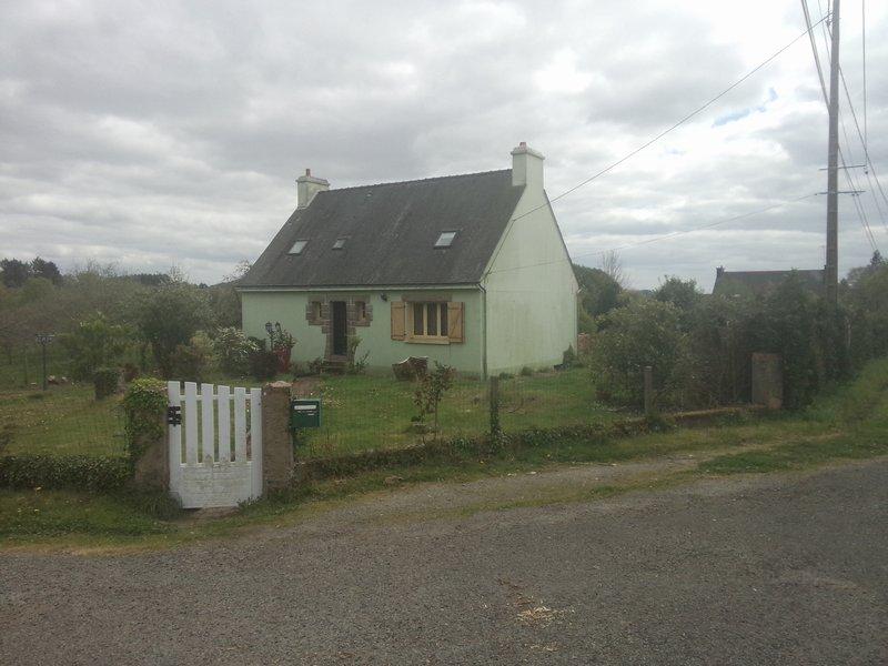 Maison néo bretonne 5 chambres et jardin