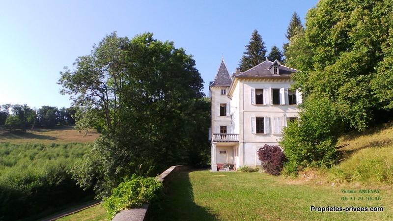 Manoir-maison bourgeoise 250m² Coeur de Savoie