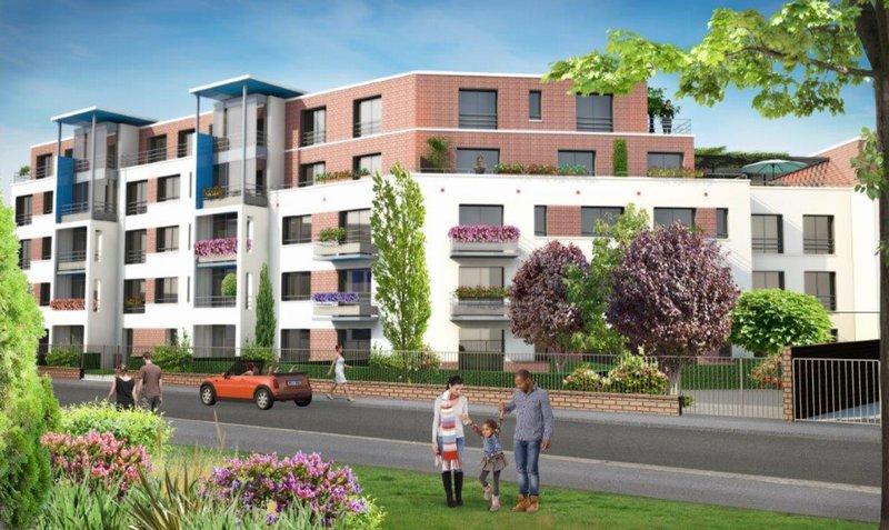 Appartement T1 - 31m2 - LIVRY GARGAN (93190)