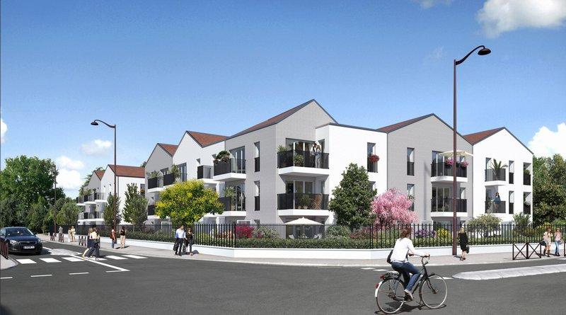 Appartement T2 - 40m2 - VIRY-CHÂTILLON (91170)