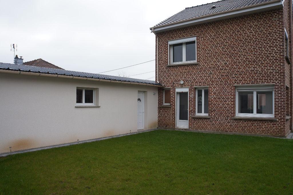 Maison individuelle Vendin Le Vieil -150 m2 env-3 chambres
