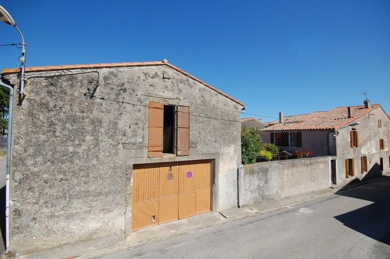 Maison avec jardin et dépendance près Carcassonne