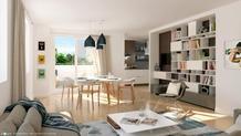 T3 bon standing - 64,75 m² -Nantes Plessis Tison