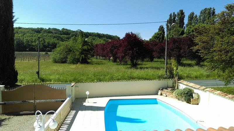 Maison en pierre - 155m² - 5 chambres - piscine