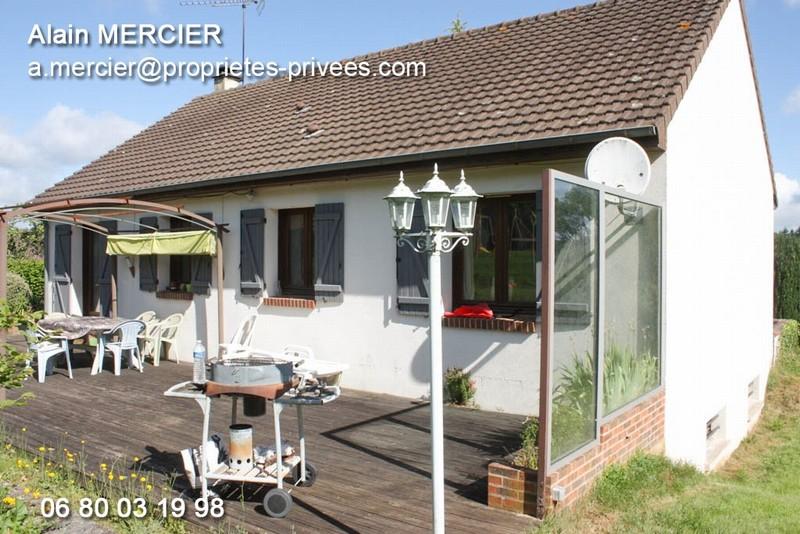 Basse. Normandie 61270 Aube mais. 80m² s.sol:2 ch
